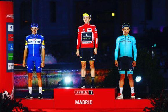 Miguel Angel López tercero España