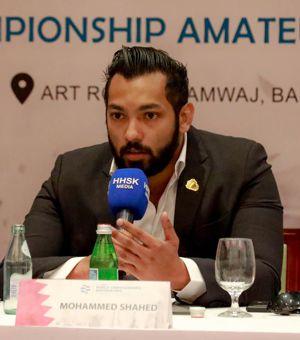 Mohammed Shahid
