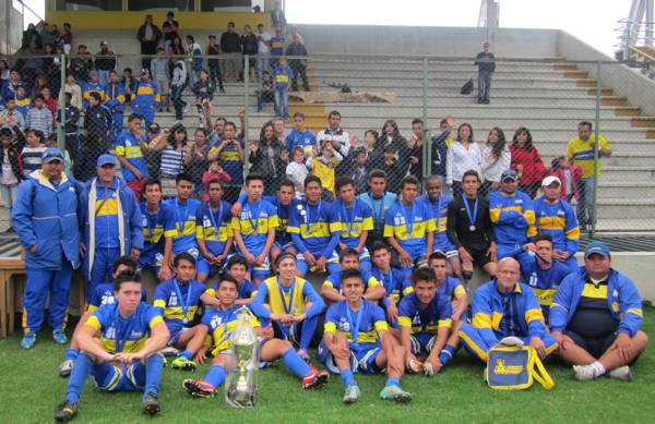 Monserrate Subcampeon Centenario