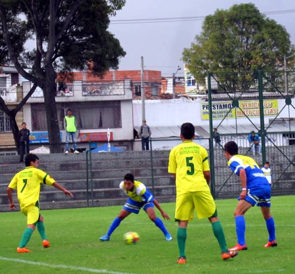 Monserrate vs Alianza Tolima