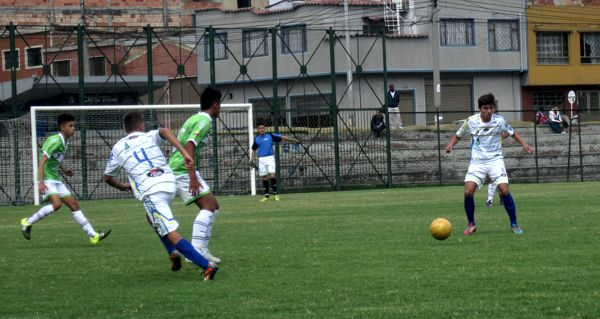 Monserrate vs Racing