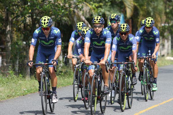Movistar Team AMérica Clasica del Caribe