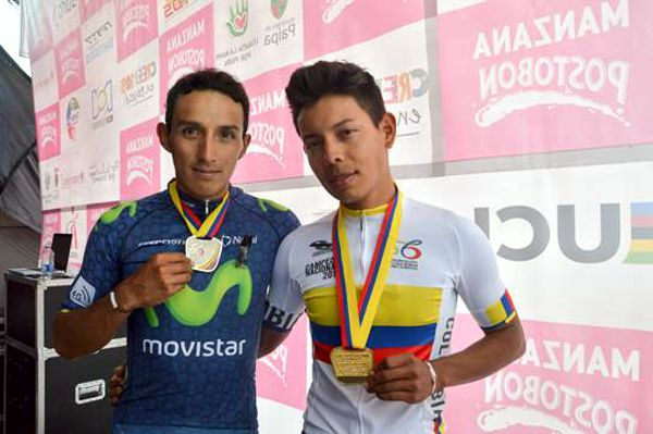 Movistar Team Oro y Plata