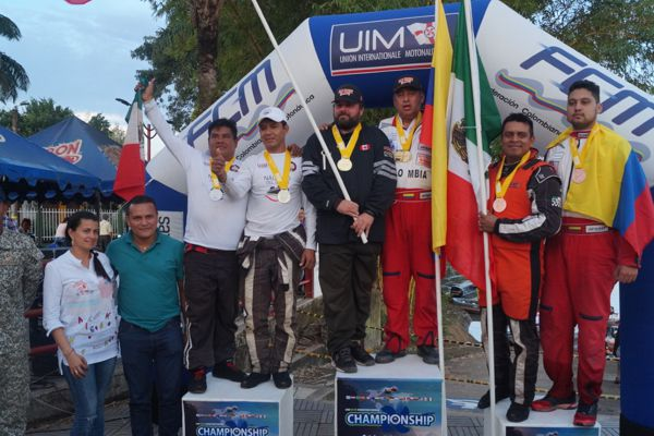 Mundial de Motonautica Rio Meta