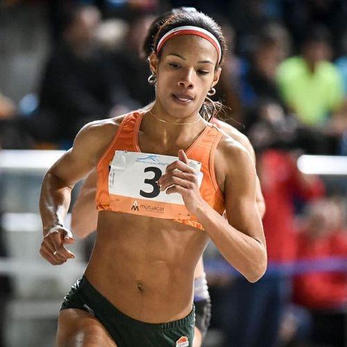 Muriel Coneo Campeona Suramericana