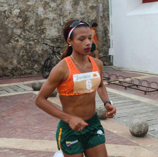Muriel Coneo record nacional