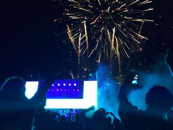 ¡QUÉ BUENA FIESTA! EL MUSIC RUN FEST 10K CAUTIVÓ A BOGOTÁ