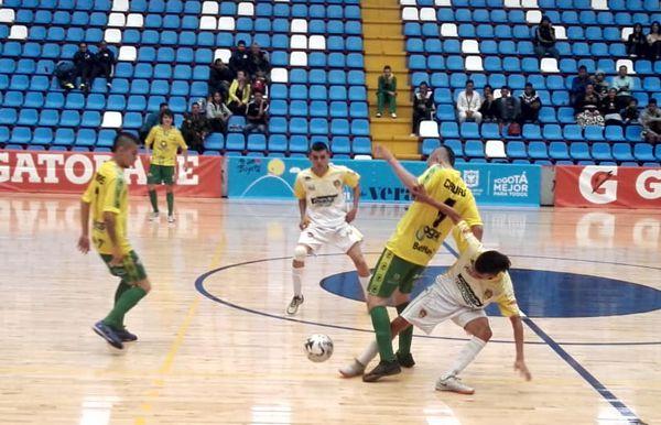 Nacional futbol sala 3