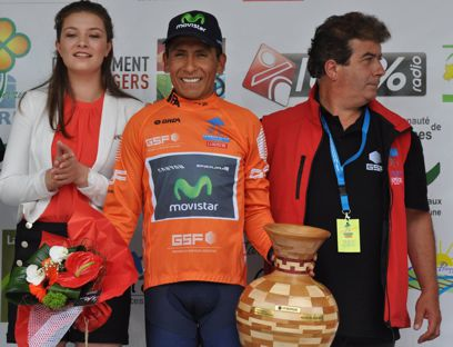 Nairo Campeon Route du Sud