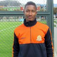 NELSON CÓRDOBA JUGADOR DE TIGRES FC EN COPA ÉLITE