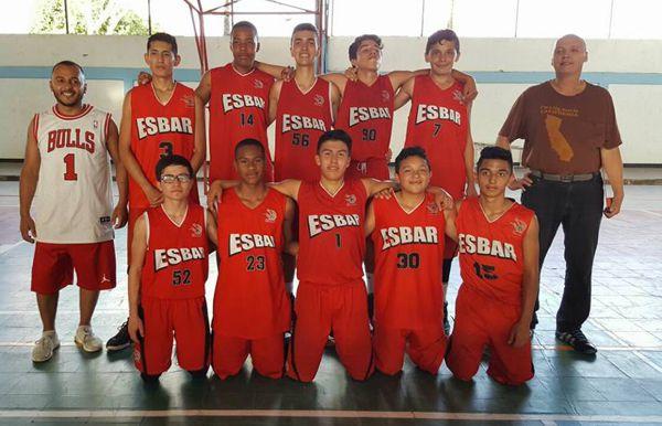 Nicolás Aldana Club Esbar