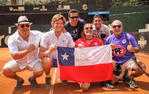 Nicolás Jarry Campeón Medellín