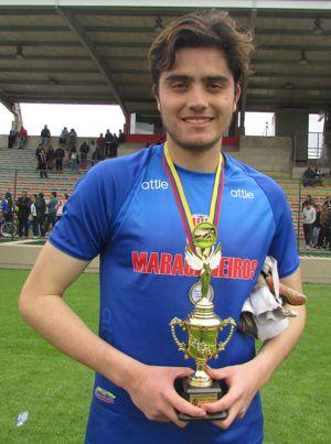 Nicolás Velásquez Valla 2019