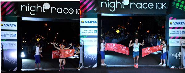 Night race 2017 Roncería y Rodríguez