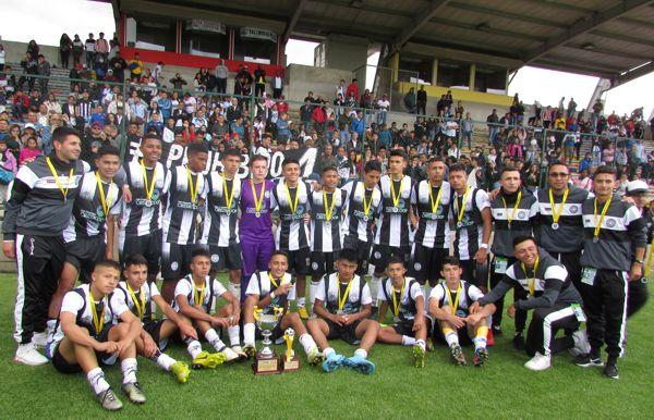 Olaya subcampeón 2003 2019