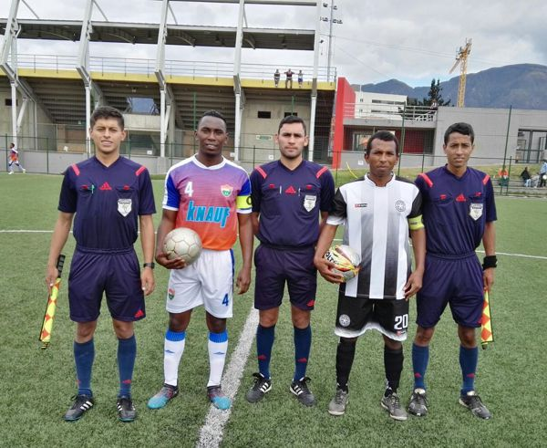 Olaya vs Atlético La Sabana