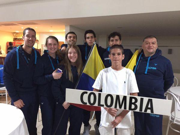Oro para Colombia Panamericano Squash