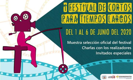 PREPÁRESE PARA EL FESTIVAL 'CORTOS PARA TIEMPOS LARGOS'