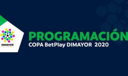 PROGRAMACIÓN SEMIFINALES DE LA COPA BETPLAY DIMAYOR 2020