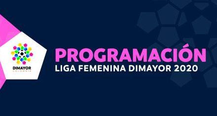 PROGRAMACIÓN FECHAS 2 Y 3 DE LA LIGA FEMENINA BETPLAY DIMAYOR 2020