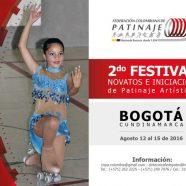 FESTIVAL DE NOVATOS E INICIACIÓN DE ARTÍSTICO EN BOGOTÁ