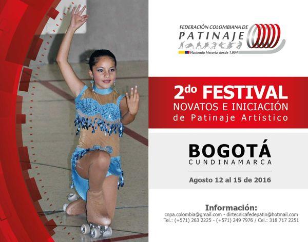 Patinaje artistico 2 Festival novaos e iniciación