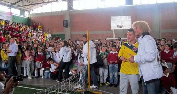 Pibe en Juan del Corral 2