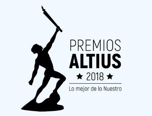 JURADO EVALÚA POSTULACIONES PARA PREMIOS ALTIUS 2018
