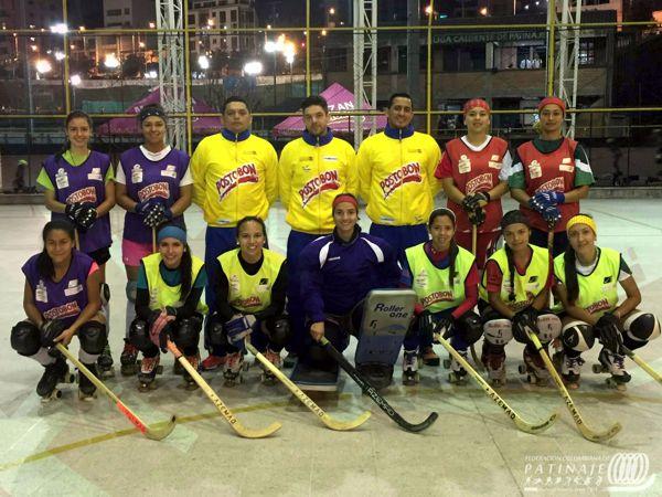 Preselección Col.Femenina de Hockey