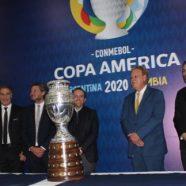 LA COPA AMÉRICA ARGENTINA-COLOMBIA SE DISPUTARÁ EN 2021