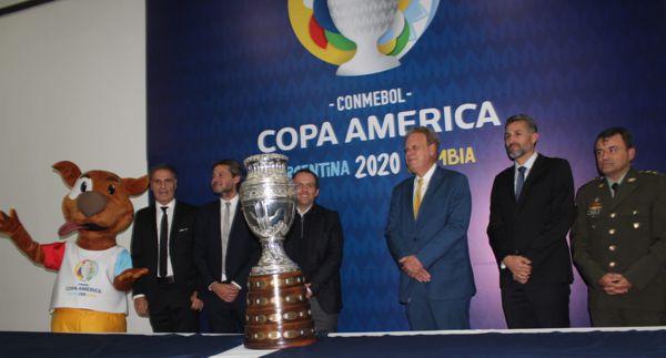 Presentación Copa America
