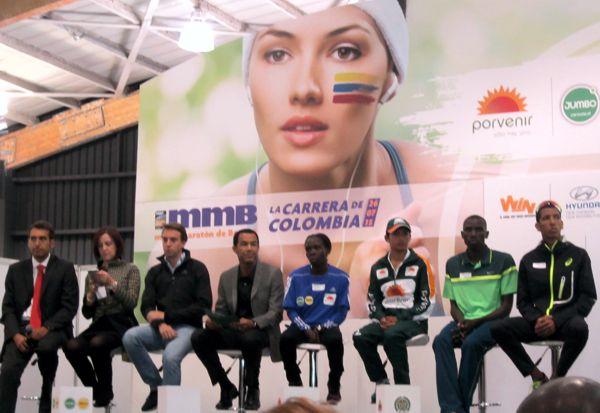 Presentación media maratón 2015