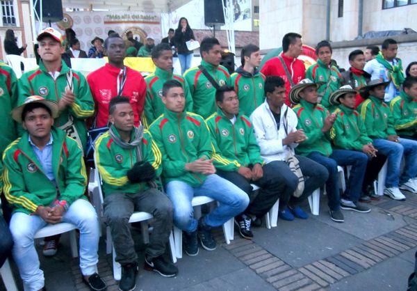 PRIMERA SELECCIÓN COLOMBIA INDÍGENA DE FÚTBOL