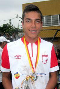Rafael Sandoval Goleador