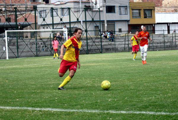 Real Academia vs Bogota