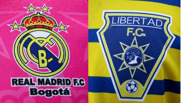 Real Madrid vs Libertad
