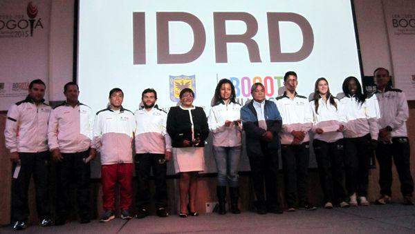 Reconocimiento IDRD 2
