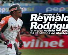 EL REGRESO DE REYNALDO RODRÍGUEZ A COLOMBIA CON LEONES