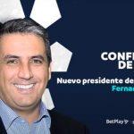 NUEVO PRESIDENTE DE LA DIMAYOR CONCEDIÓ RUEDA DE PRENSA