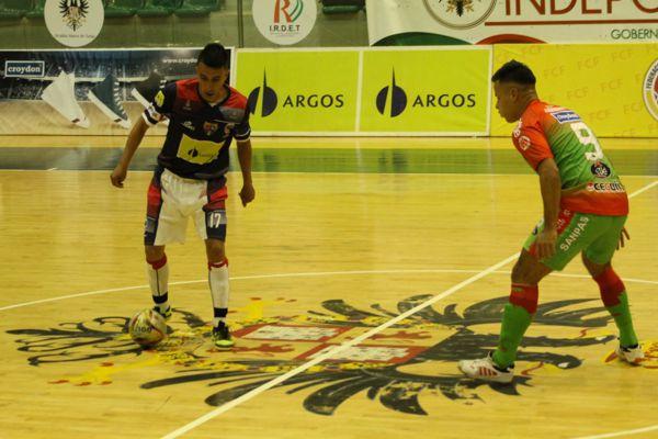 Sanpas 1 -4 Fortaleza
