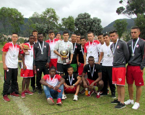 Santa Fe Subcampeón