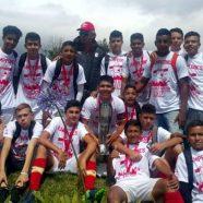 SANTA FE CAMPEÓN TERCERA VERSIÓN BOGOTÁ CUP SUB 16