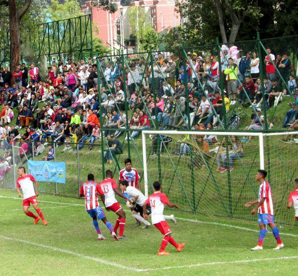 Santa Fe vs Maracas f