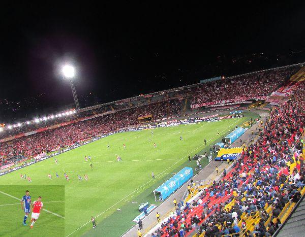 Santa Fe vs Millonarios Fecha 10 estadio y jugadores
