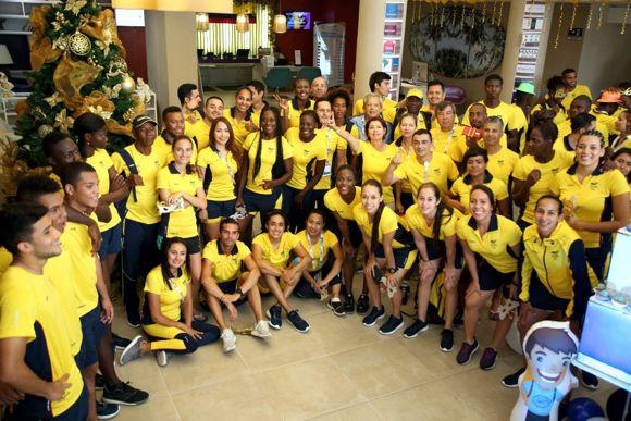 Santa Marta mejor inicio de la historia en un ciclo olímpico