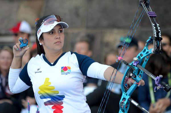 Sara López Bronce Mundial