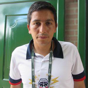 Sebastian Oliveros