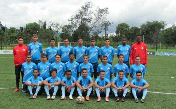 Sel Bogotá Fase semifinal Campeonato Nal