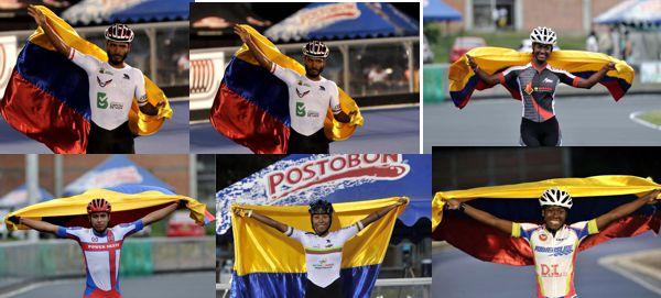 Sel Col Patinaje Carreras clasificados