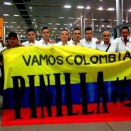 VIAJÓ LA SELECCIÓN COLOMBIA DE FÚTBOL DE SALÓN